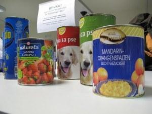 comida de perros